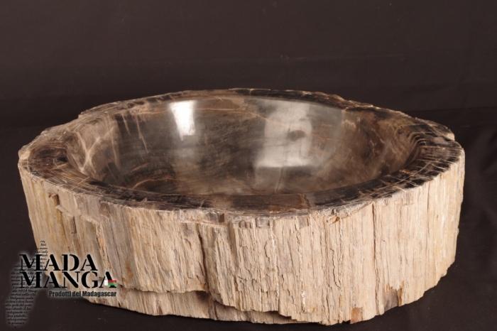 Vasca in Legno Fossile | Madamanga