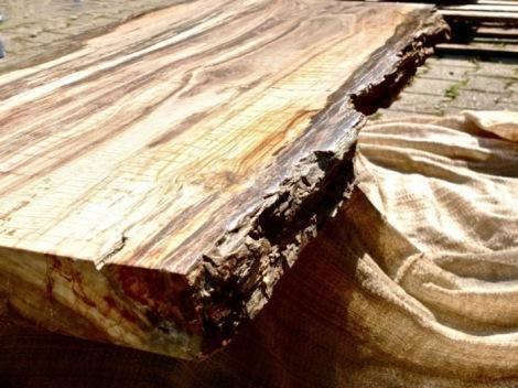 tavolo legno fossile 115x55 cm madamanga
